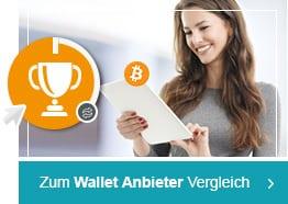 Zum Krypto Wallet Anbieter Vergleich