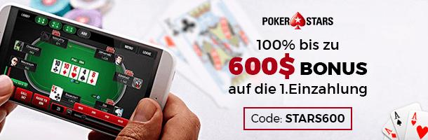 PokerStars Bonus