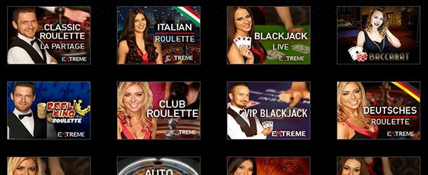 Magik Slots Live Casino