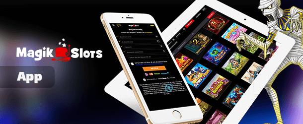 Magik Slots Casino App