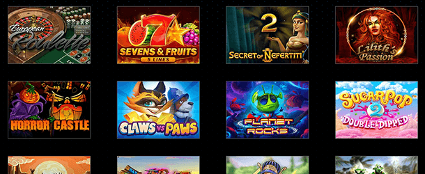 Magic Slots Casino Spiele