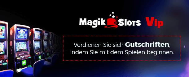 Magik Slots Casino VIP
