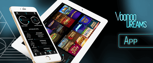 Voodoodreams Casino App