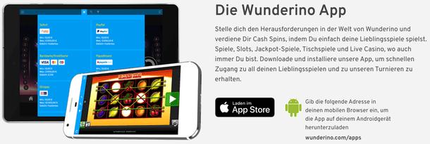 App-Wunderino