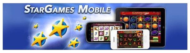 Stargames Mobile App