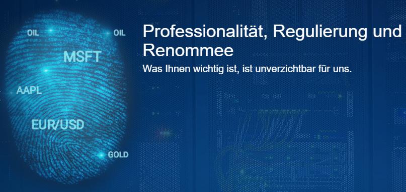 Trade.com Regulierung