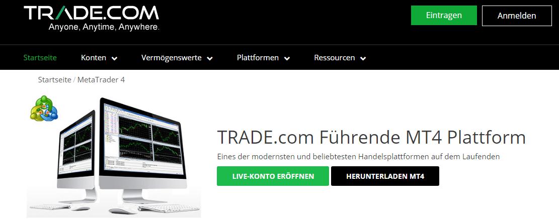 Trade.com MT4