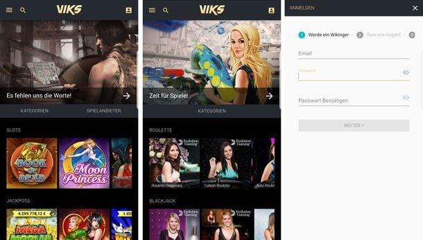 Viks Mobile App