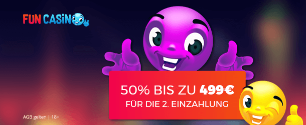 Fun Casino Bonus 3