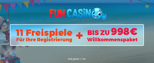 Fun Casino Bonus 1