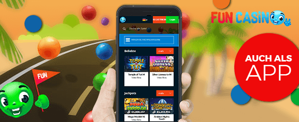 Fun Casino Mobile Casino