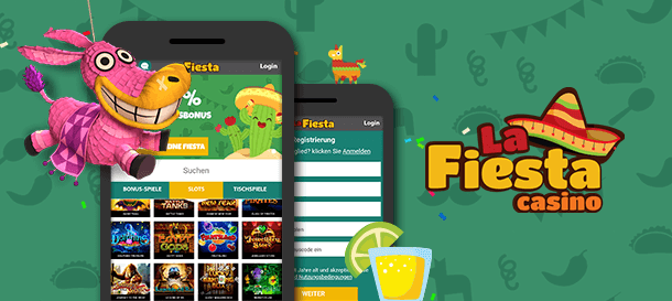 LaFiesta Mobile Casino