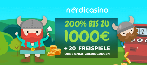 Nordicasino Bonus 1