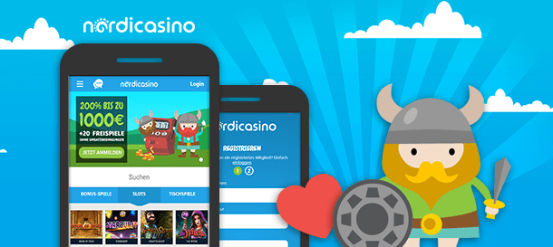 Nordicasino Mobile Casino