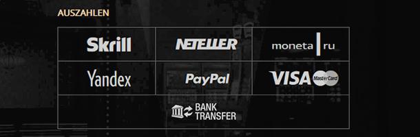 Ovo Mobile Casino Zahlungsmöglichkeiten