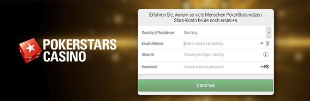 Pokerstars Mobile casino Zahlungen