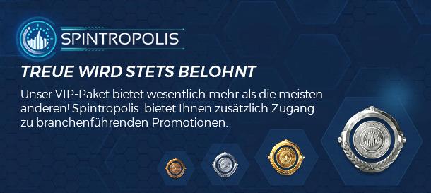 Spintropolis VIP