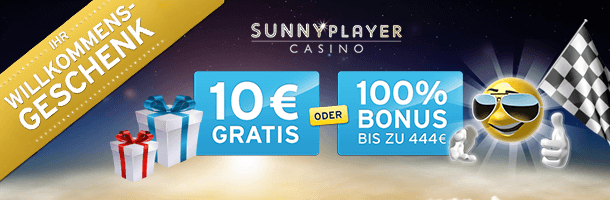 Sunnyplayer Mobile Casino Bonus