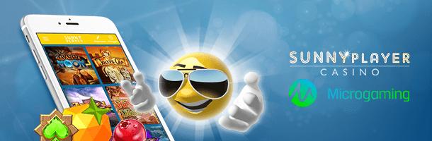 Sunnyplayer Mobile Casino
