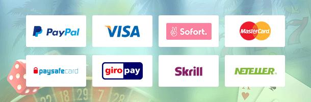 Sunnyplayer Mobile Casino Zahlungen