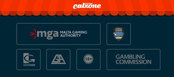 Casino Calzone Sicherheit
