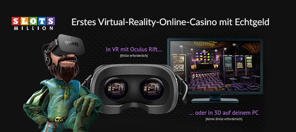 Slotsmillion Virtual Casino