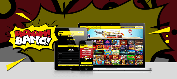Boom Bang Casino Mobile & Casino App