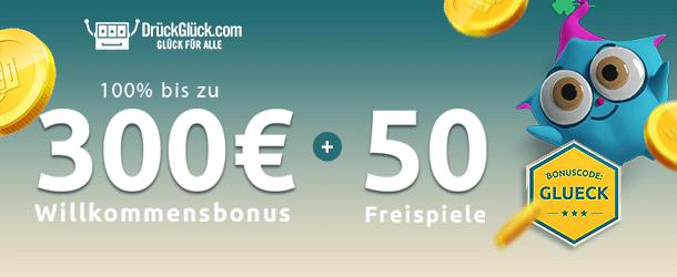 DrueckGlueck App Bonus