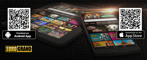 EuroGrand Casino App Mobile