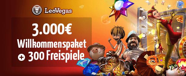 Leo Vegas Casino App Bonus
