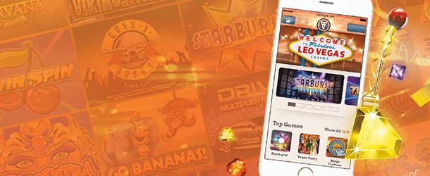 Leo Vegas Casino App Spiele