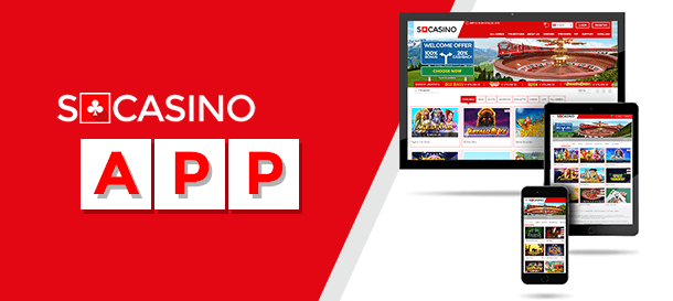 Scasino Mobile Casino App