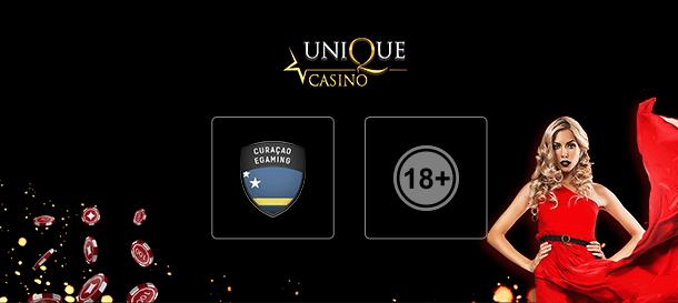 Unique Casino Sicherheit & Lizenz