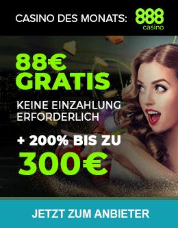 888casino Casino des Monats