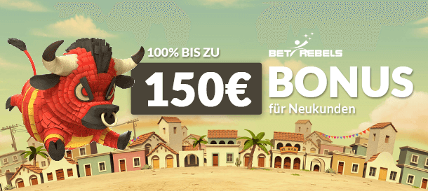 BetRebels Casino Bonus 3