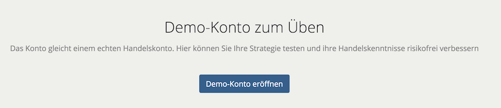 LiteForex Demokonto
