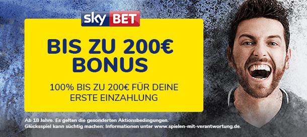 Sky Bet Bonus 2
