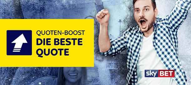 Sky Bet Quotenboost