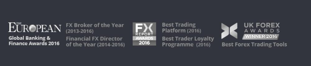 UFX Auszeichnung