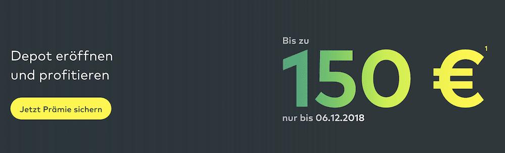 comdirect Prämie Depoteröffnung