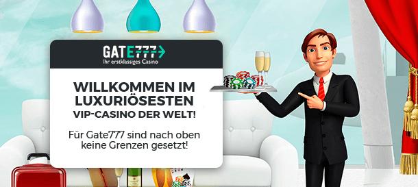Gate77 Casino VIP Programm & weitere Angebote