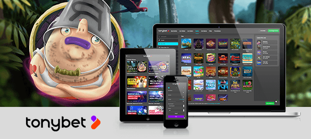 Tonybet Casino Mobile App