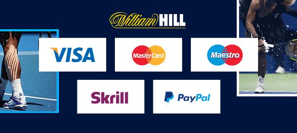William Hill Zahlungen
