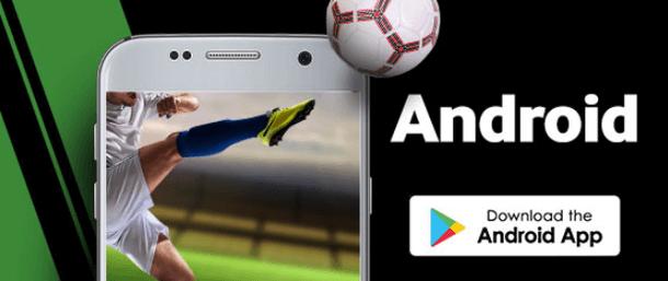 Betway Sportwetten App für Android
