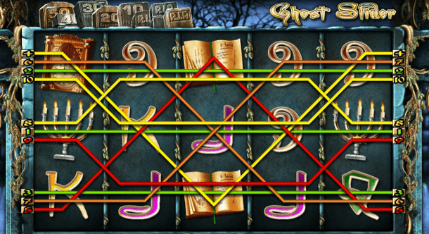 Spiele Ghost Slider - Video Slots Online
