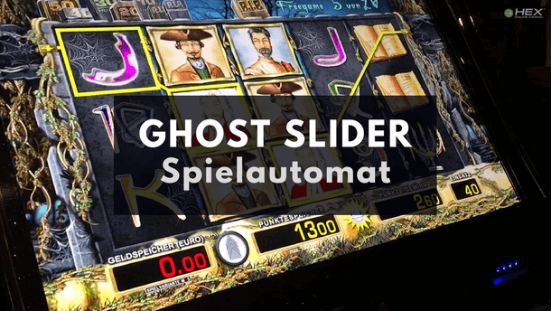 Ghost Slider Spielautomat