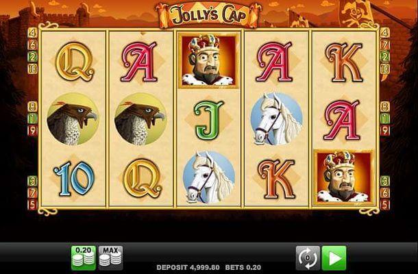 Jokers Cap Slot Gameplay