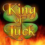 King of Luck Logo Regular