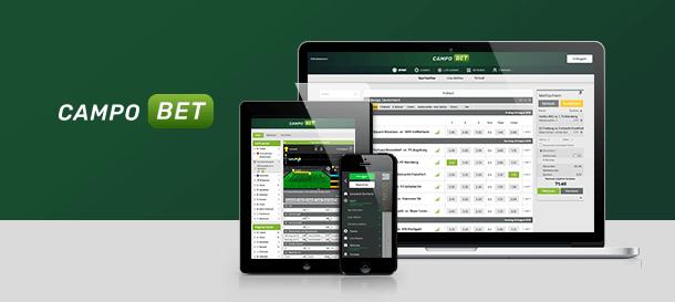 Campobet Sportwetten App