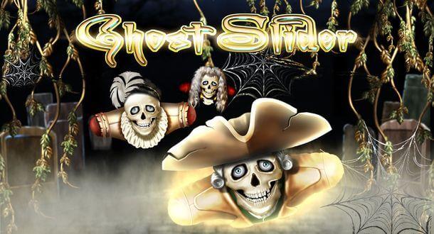 Ghost Slider Banner für den Online Slot